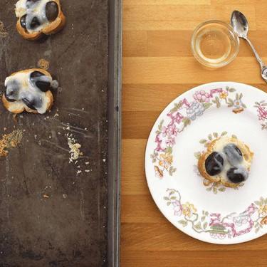 Grape Toast Recipe | SideChef