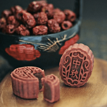 Baked Red Yeast Mooncakes Recipe   SideChef