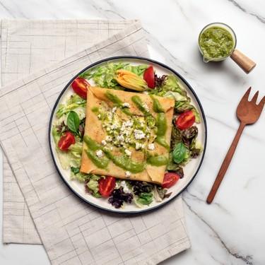 Zucchini Ricotta Gluten-Free Crepes Recipe   SideChef