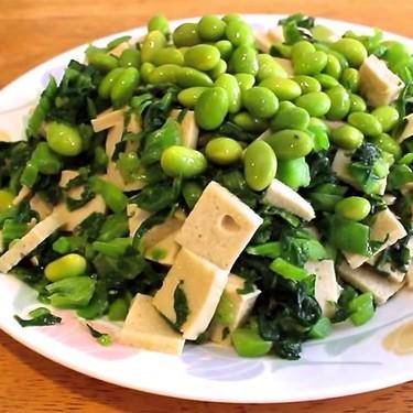 Shen Li Hon with Edamame and Bean Curd Recipe   SideChef