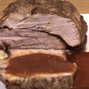 Slow Cooker BBQ Beef Brisket Recipe | SideChef