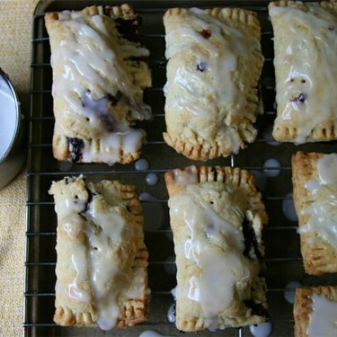 Blueberry Hand Pies Recipe | SideChef