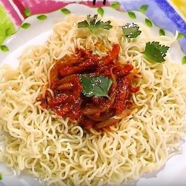 Instant Noodles Castle Recipe   SideChef