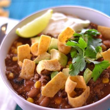 Taco Soup Recipe   SideChef