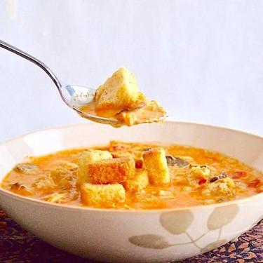 Creamy Crab Chowder Recipe | SideChef