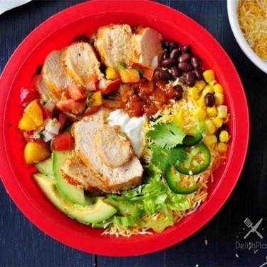 Grilled Chicken Burrito Bowl Recipe | SideChef