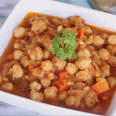 Chickpea Stew Recipe | SideChef