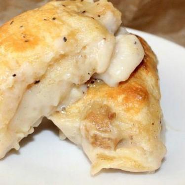 Crescent Sausage and Gravy Bake Recipe | SideChef