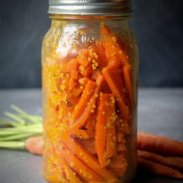 Gajar nu Athanu (Indian Pickled Carrots) Recipe   SideChef