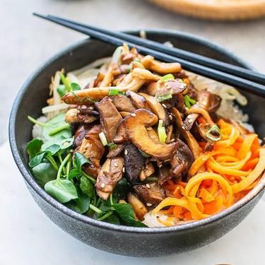 Mixed Mushroom Donburi (Mixed Mushroom Rice Bowl) Recipe | SideChef