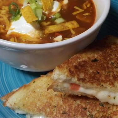 Chicken Tortilla Soup Recipe | SideChef