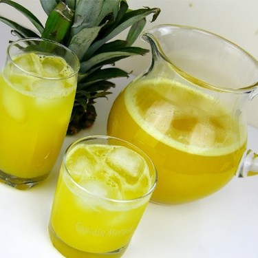 Traditional Caribbean Pineapple Juice Recipe | SideChef