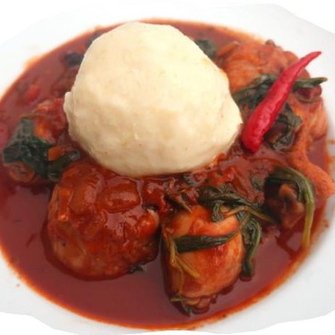 West African Plasas and Foo Foo Recipe   SideChef
