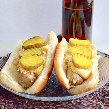 Bratwurst Dogs Recipe   SideChef