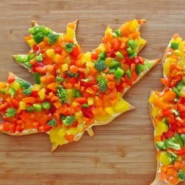 Veggie Pizza Leaves Recipe   SideChef