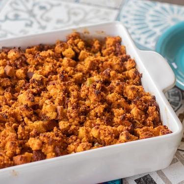 Spicy Chorizo Stuffing Recipe   SideChef
