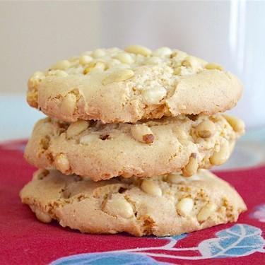 Spiced Pignoli Cookies Recipe   SideChef