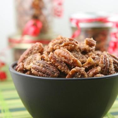 Sugared Crockpot Pecans Recipe | SideChef