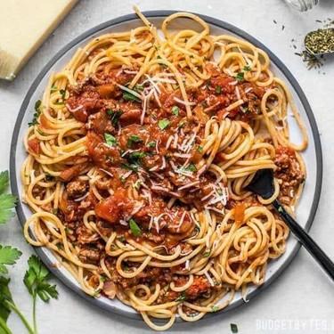 The Best Weeknight Pasta Sauce Recipe | SideChef