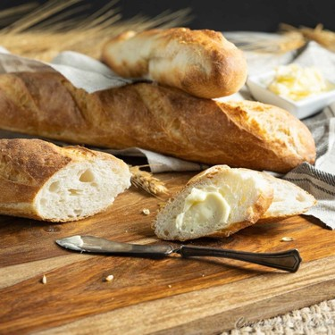 Easy Homemade Baguettes Recipe   SideChef
