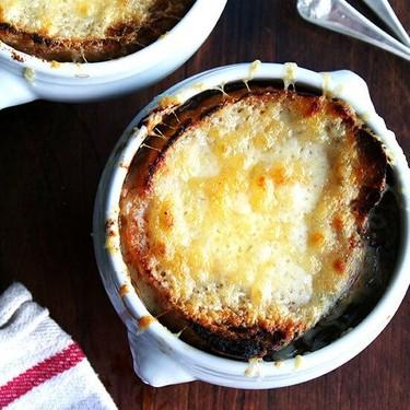 No-Stock French Onion Soup Recipe   SideChef