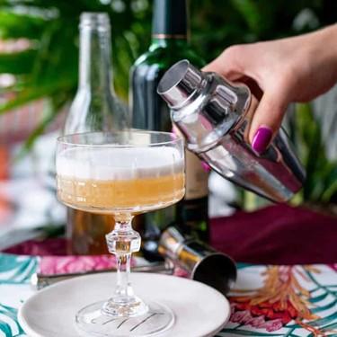 Vegan Whiskey Sour Recipe   SideChef