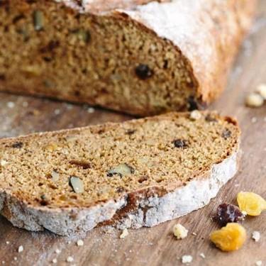 Irish Soda Bread with Raisins and Walnuts Recipe | SideChef