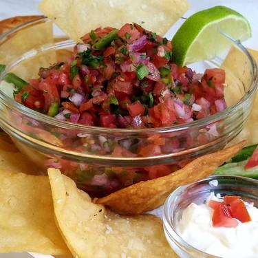 Chipotle Copycat Salsa Recipe | SideChef