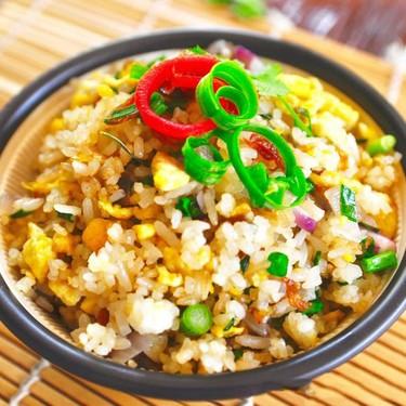 Chinese Egg Fried Rice 蛋炒饭 Recipe | SideChef