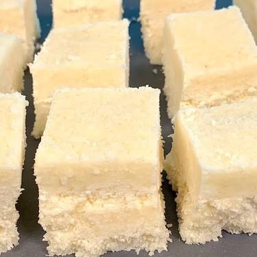 3-Ingredient Coconut Bars Recipe   SideChef