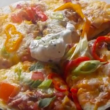 Mexican Pizza Recipe | SideChef
