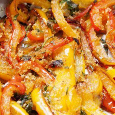 Mediterranean Style Bell Peppers Recipe   SideChef