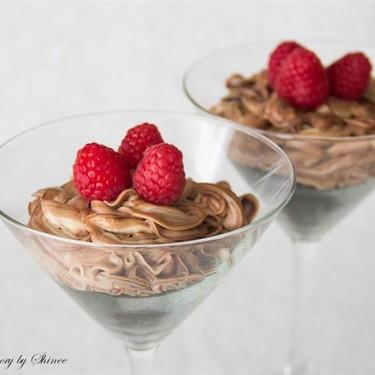 Deconstructed No-Bake Nutella Cheesecake Recipe   SideChef