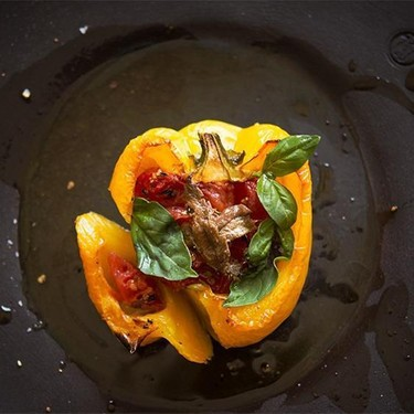 Piedmont Roasted Peppers Recipe   SideChef