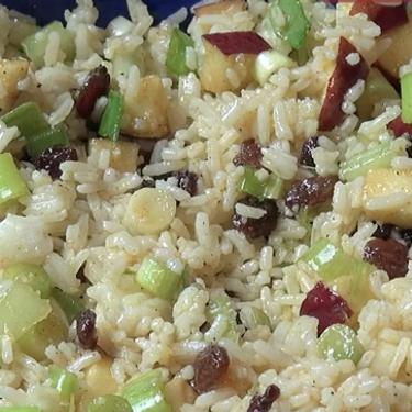 Curried Rice Salad Recipe | SideChef