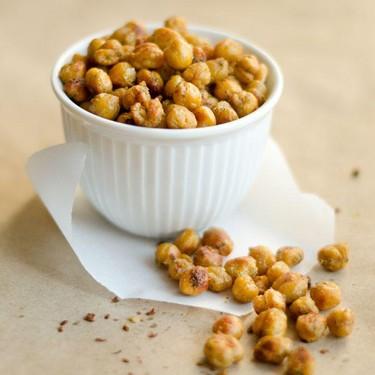 Creamy Ranch Roasted Chickpeas Recipe | SideChef