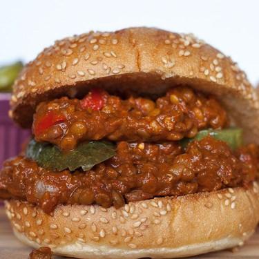 Vegan Lentil Sloppy Joes Recipe   SideChef