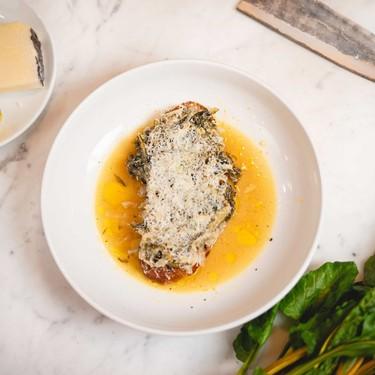 Braised Greens & Chili Bruschetta Recipe   SideChef