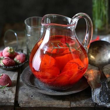 Strawberry Chia Infused Water Recipe   SideChef