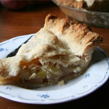 Perfect Peach Pie Recipe | SideChef