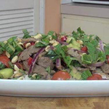 Thai Beef Stir-Fry Recipe | SideChef