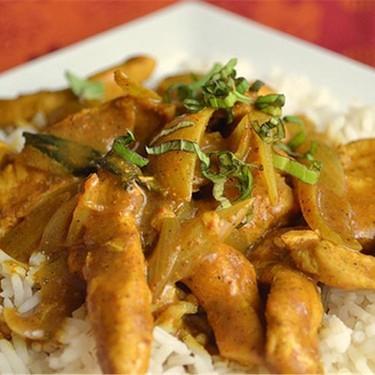 Coconut Chicken Curry Recipe   SideChef