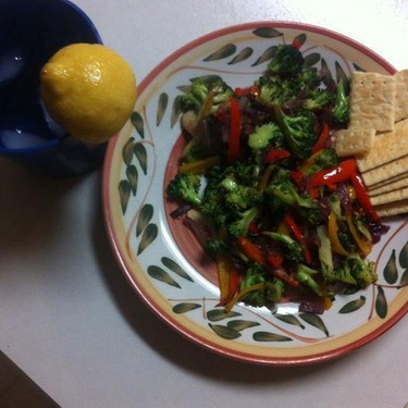 Grilled Tilapia and Veggies Recipe | SideChef