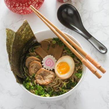 Traditional Shoyu Ramen Recipe | SideChef