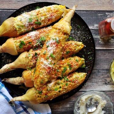 Caribbean Style Corn on the Cob Recipe | SideChef