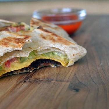 Vegan Crunch Wrap Supreme Recipe | SideChef