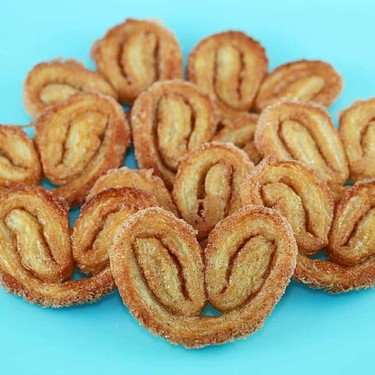 Delicious French Palmier Cookies Recipe   SideChef