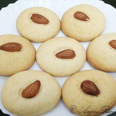 Nan Khatai Short Bread Biscuits Recipe | SideChef