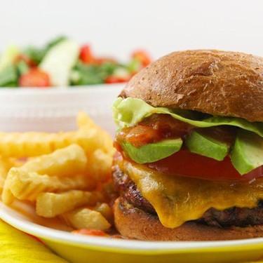 Spicy Avocado Turkey Burgers Recipe   SideChef