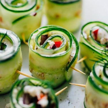 Greek Salad Sushi Recipe   SideChef